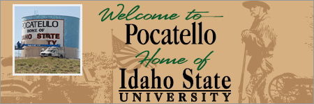 Welcome to Pocatello Home of Idaho State University