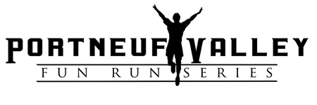 Portneuf Valley Fun Run Series Banner