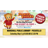 LibraryDanielTiger