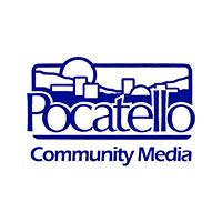 Pocatello Community Media logo