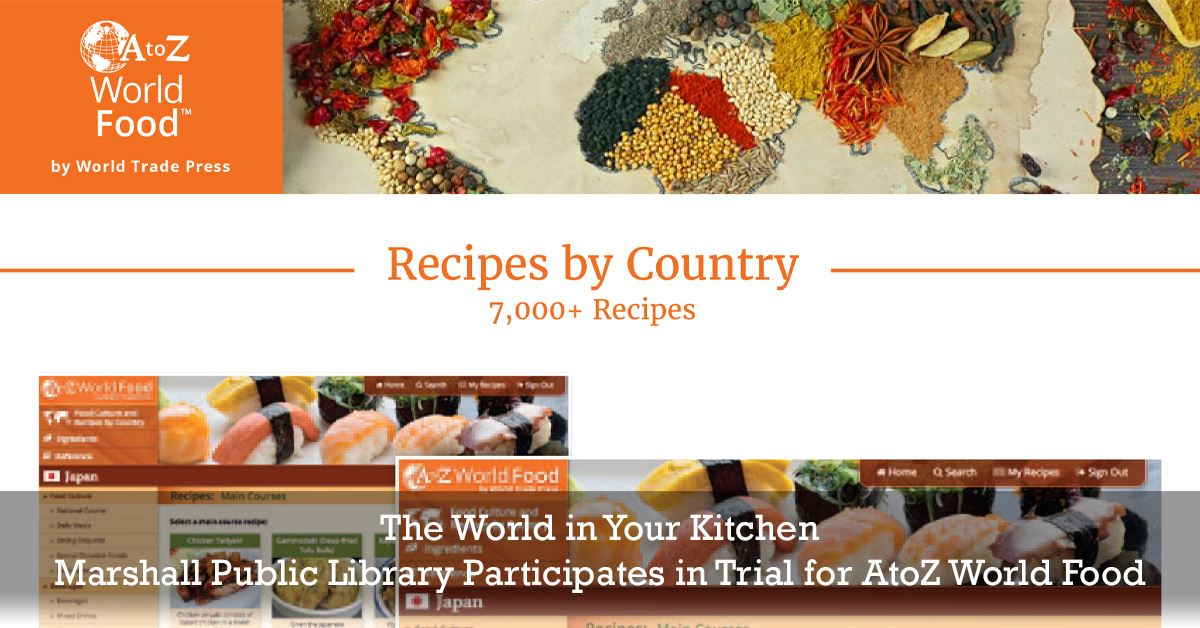 LibraryAtoZWorldFood