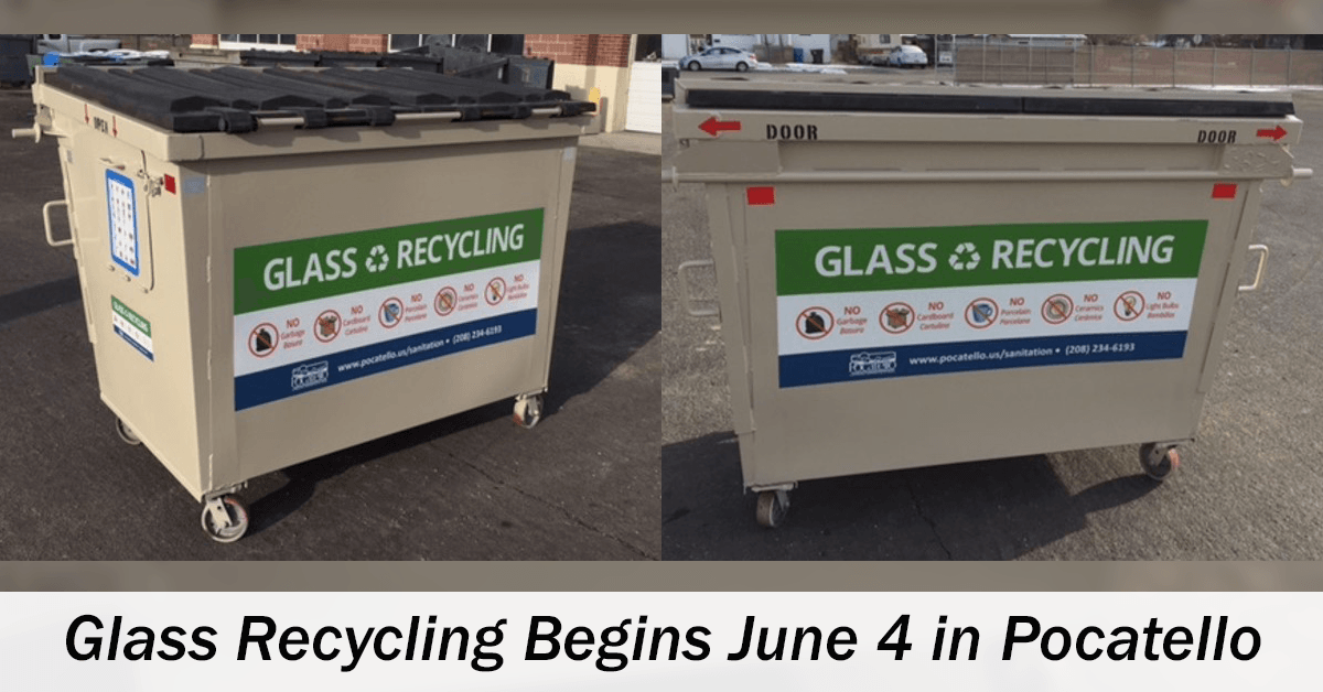 SanitationGlassRecycling
