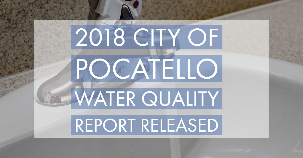 WaterWaterQualityReport2018