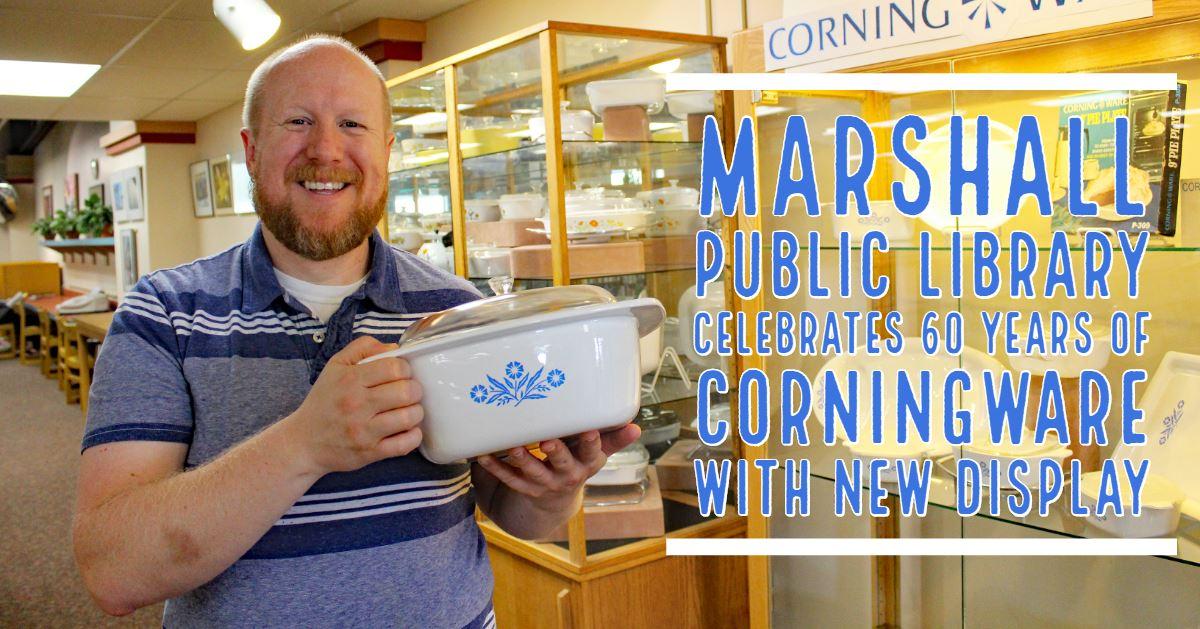 LibraryCorningWare2018
