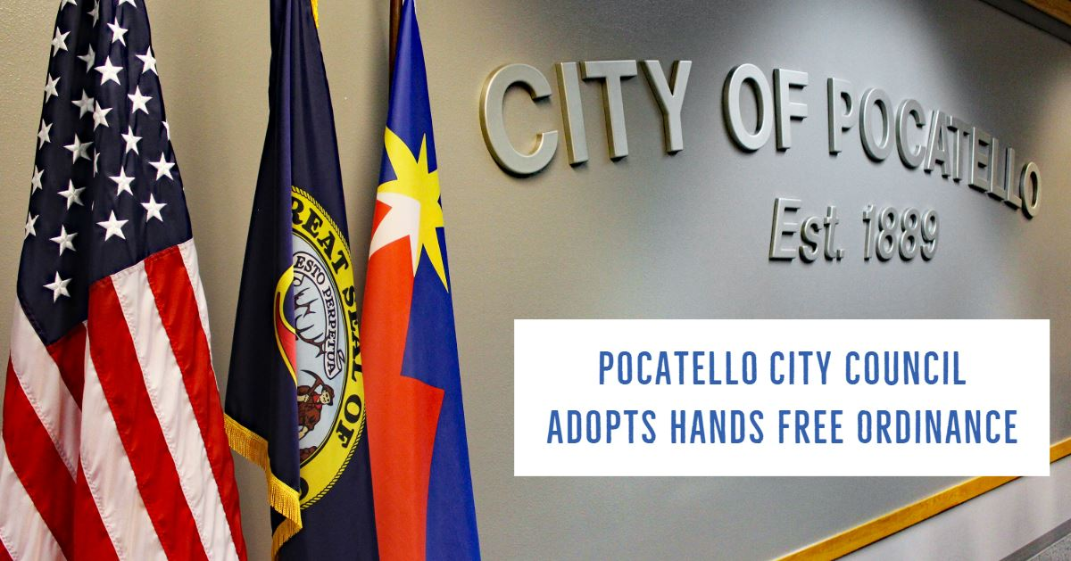 Pocatello City Council Chambers