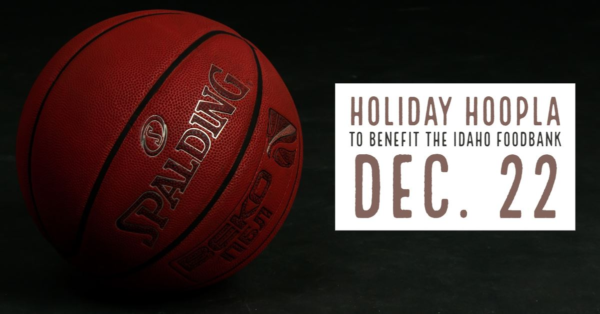 Saturday, December 22 from 2-4 p.m. at Dick's Sporting Goods, the City of Pocatello Parks and Recrea