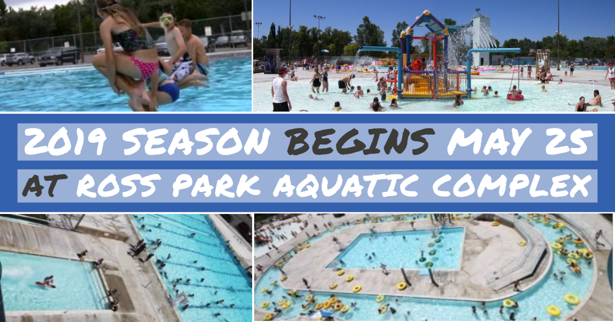 Pocatello's Ross Park Aquatic Complex