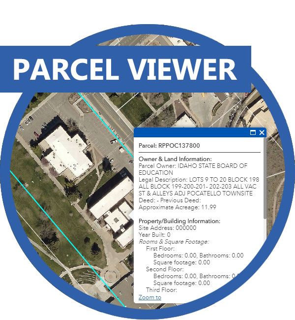 Bannock County Parcel Viewer