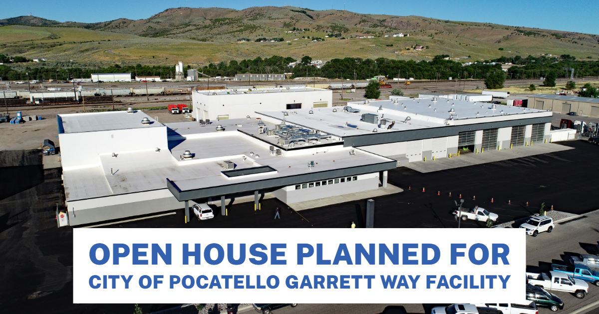 City of Pocatello Garrett Way Facility