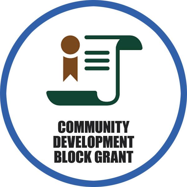 Icon for the Community Development Block Grant Program at the City of Pocatello