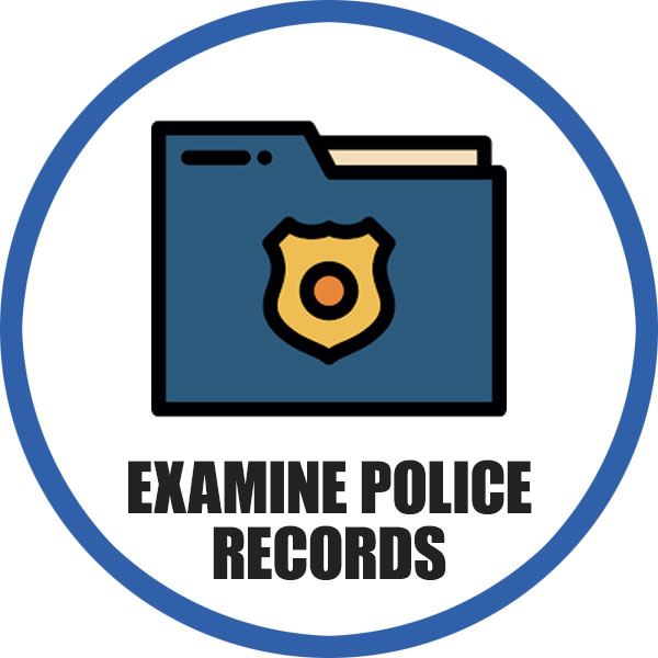 Examine Police Records at the Pocatello Police Department