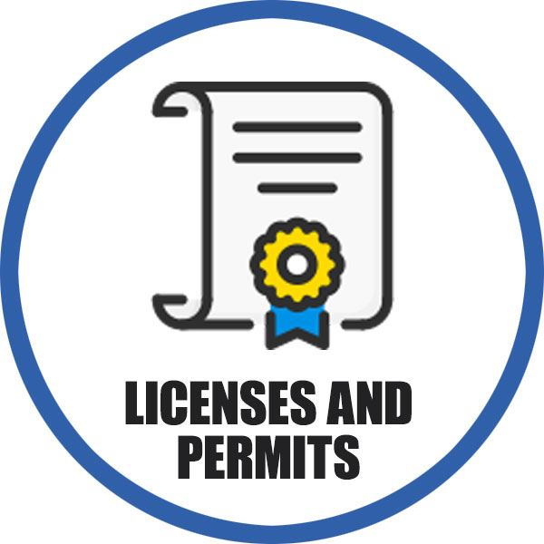 Licenses and Permits Issued by the Pocatello Police Department