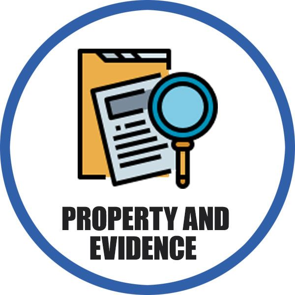 Property and Evidence Division of the Pocatello Police Department