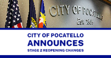 City of Pocatello City Council Chambers