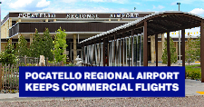 Pocatello Regional Airport terminal
