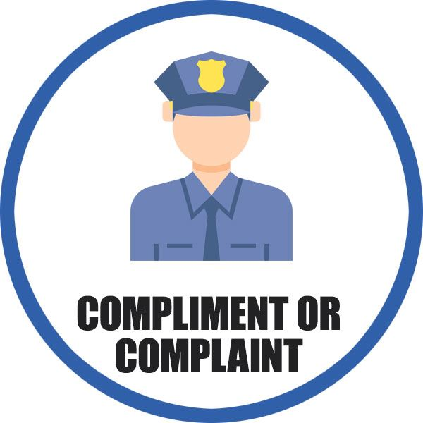 Submit a Compliment or Complaint about the Pocatello Police Department