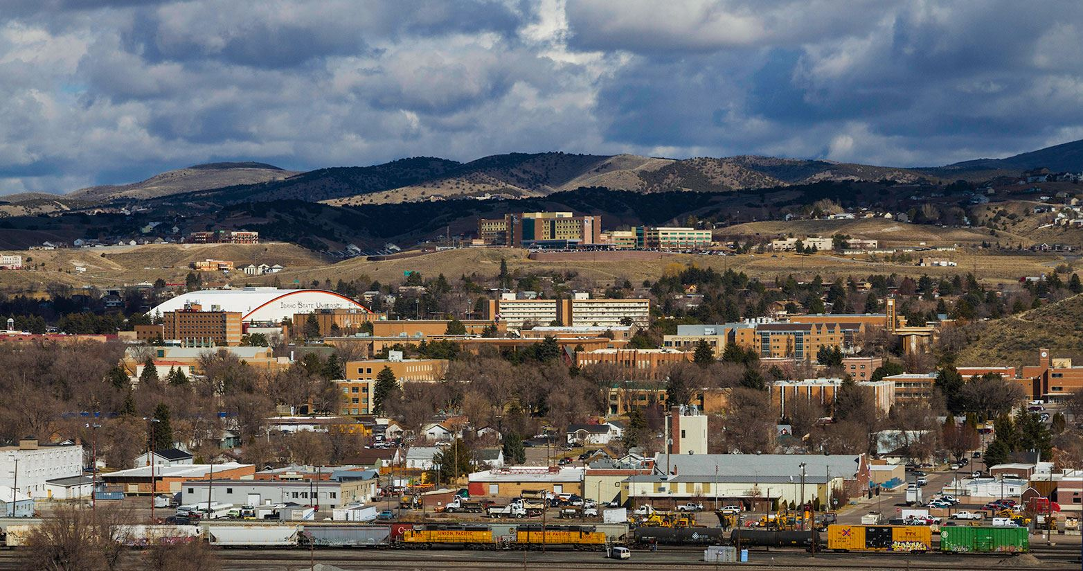Community Recreation Center | City of Pocatello