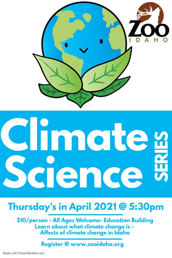 Zoo Idaho - Climate Science Series