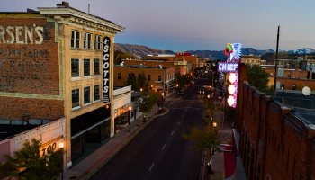 Historic Downtown Pocatello