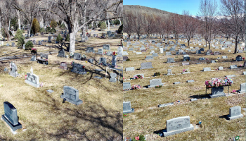 Mountain View and Restlawn Cemeteries