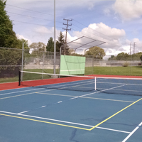 Pickleball Raymond Park